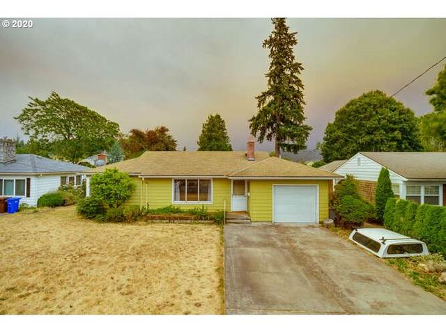 555 E Berkeley St, Gladstone, OR 97027 (MLS #20689430) :: Change Realty