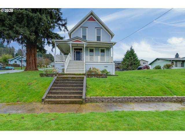418 E C St, Rainier, OR 97048 (MLS #20689449) :: Next Home Realty Connection