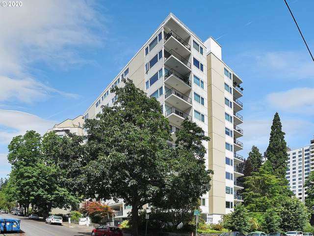 2211 SW Park Pl #102, Portland, OR 97205 (MLS #20689504) :: Fox Real Estate Group