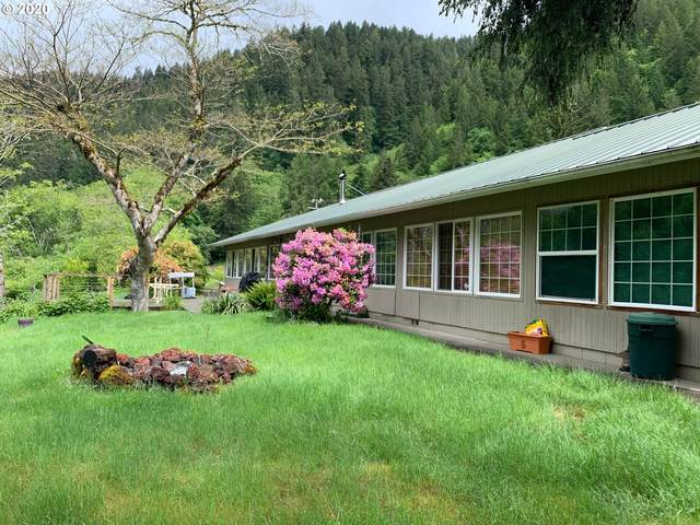 12326 Hwy 36, Swisshome, OR 97480 (MLS #20689706) :: Townsend Jarvis Group Real Estate