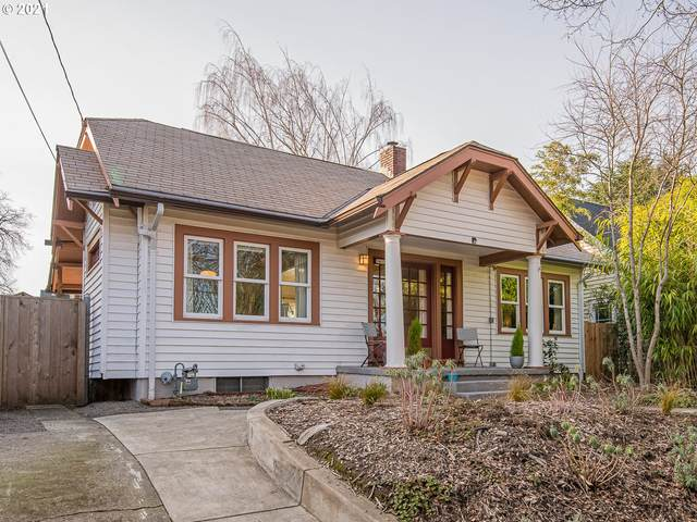 3417 NE 12TH Ave, Portland, OR 97212 (MLS #20689798) :: Song Real Estate