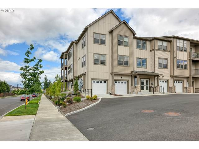 16417 NW Chadwick Way #201, Portland, OR 97229 (MLS #20689831) :: The Liu Group