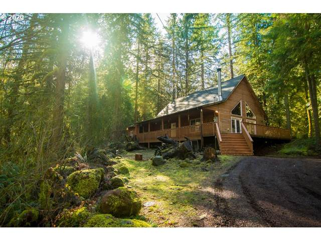 24756 E Tiger Lily Dr, Rhododendron, OR 97049 (MLS #20689896) :: Next Home Realty Connection
