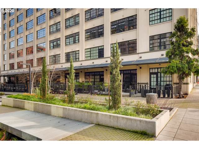 1400 NW Irving St #725, Portland, OR 97209 (MLS #20690017) :: Piece of PDX Team