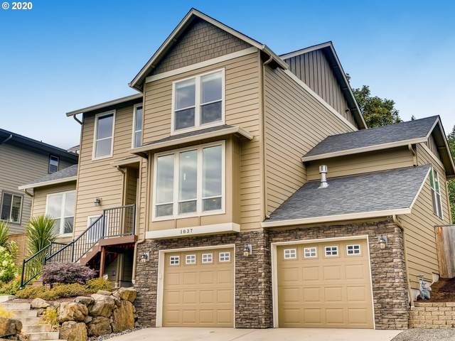 1837 N Columbia Ridge Way, Washougal, WA 98671 (MLS #20690800) :: Next Home Realty Connection