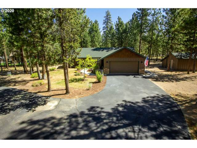 15375 Ponderosa Loop, La Pine, OR 97739 (MLS #20690973) :: Fox Real Estate Group