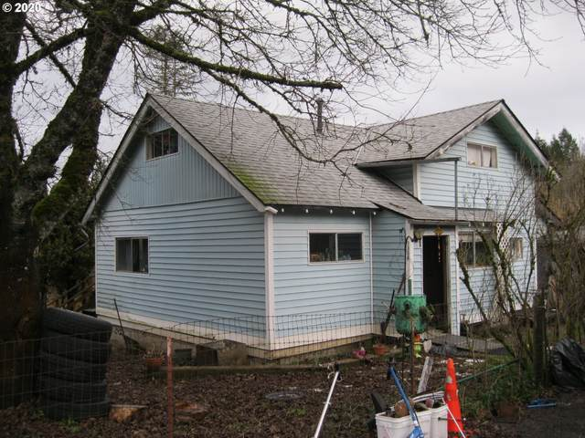 1306 Rose Ave, Vernonia, OR 97064 (MLS #20691602) :: Lucido Global Portland Vancouver