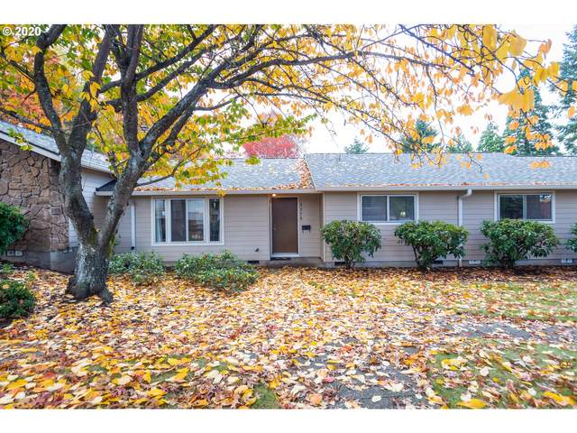 9276 SW Wilshire St, Portland, OR 97225 (MLS #20691986) :: The Galand Haas Real Estate Team