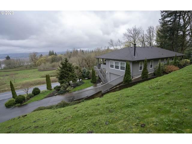 34080 NE Chamberlain Rd, Corbett, OR 97019 (MLS #20692158) :: Matin Real Estate Group