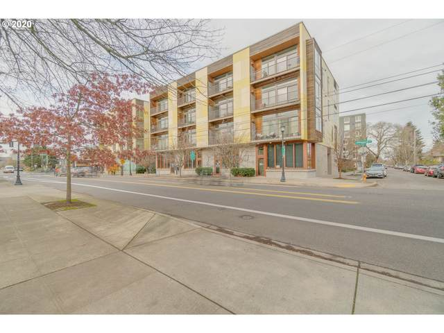 1455 N Killingsworth St #211, Portland, OR 97217 (MLS #20692279) :: Townsend Jarvis Group Real Estate