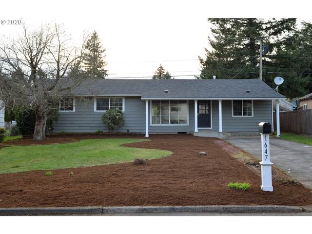 1647 SE 152ND Ave, Portland, OR 97233 (MLS #20692372) :: Premiere Property Group LLC