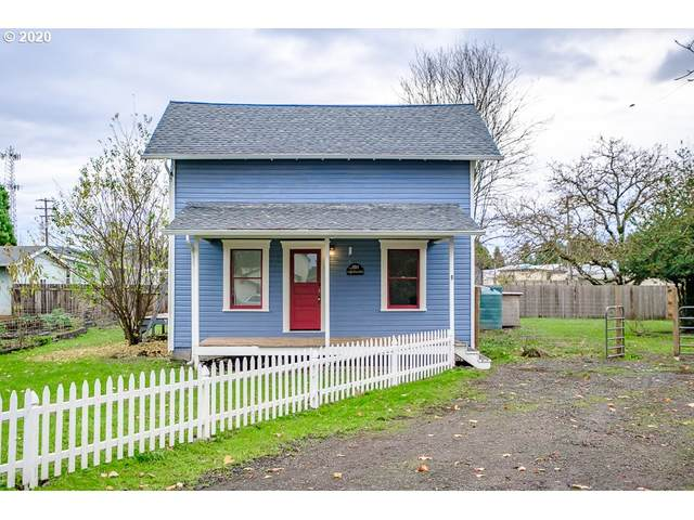 401 Moyer St, Brownsville, OR 97327 (MLS #20692428) :: Premiere Property Group LLC