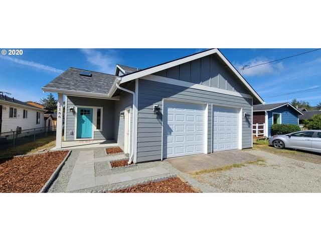 1166 Avenue E, Seaside, OR 97138 (MLS #20692635) :: Holdhusen Real Estate Group