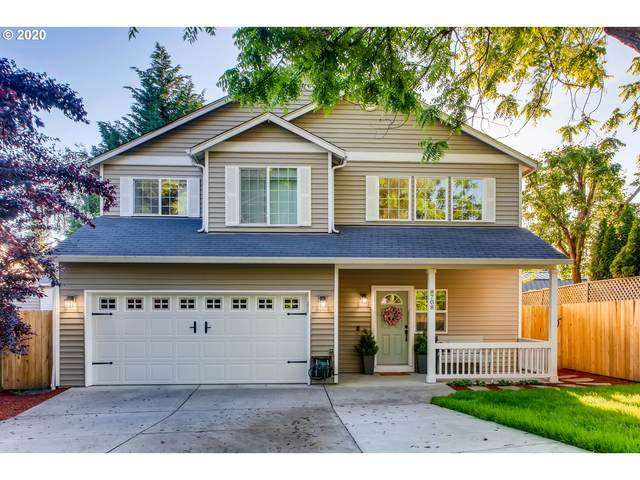 8708 NE 31ST Ave, Vancouver, WA 98665 (MLS #20692781) :: Song Real Estate