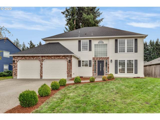 14568 SE Sieben Creek Dr, Clackamas, OR 97015 (MLS #20692801) :: Premiere Property Group LLC
