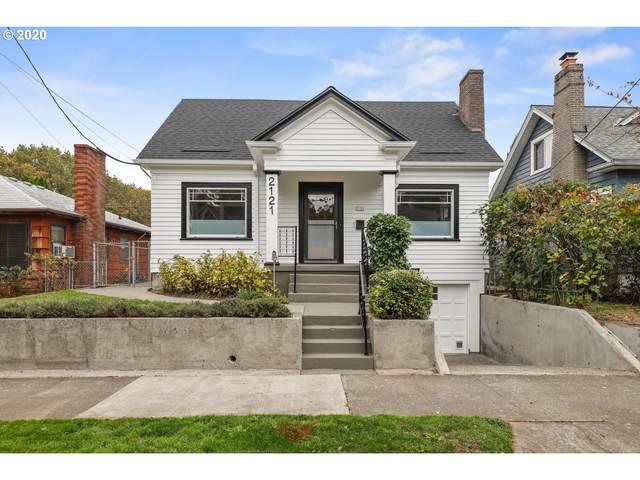 2121 N Schofield St, Portland, OR 97217 (MLS #20693477) :: McKillion Real Estate Group
