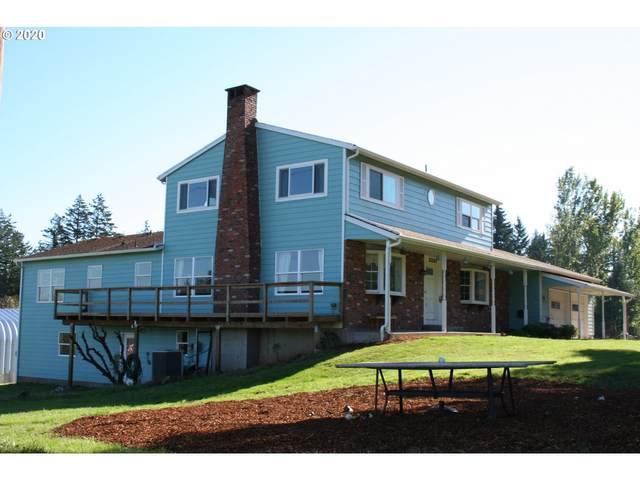 3321 SE Woodburn Rd, Washougal, WA 98671 (MLS #20693736) :: Song Real Estate