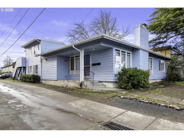 542 E 18TH Ave, Eugene, OR 97401 (MLS #20693786) :: Song Real Estate