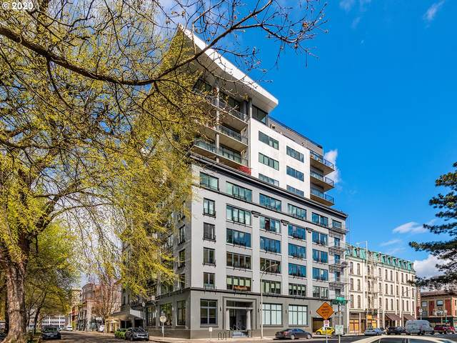 300 NW 8TH Ave #602, Portland, OR 97209 (MLS #20694059) :: The Galand Haas Real Estate Team