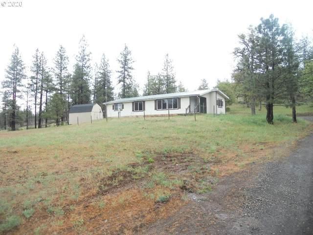 134 Jenkins Creek Rd, Goldendale, WA 98620 (MLS #20694196) :: McKillion Real Estate Group