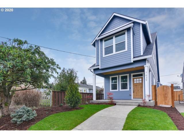 7639 N Chatham Ave, Portland, OR 97217 (MLS #20694294) :: Fox Real Estate Group