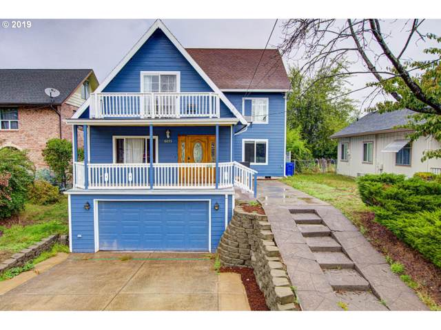 6855 NE Morris St, Portland, OR 97213 (MLS #20694845) :: Next Home Realty Connection