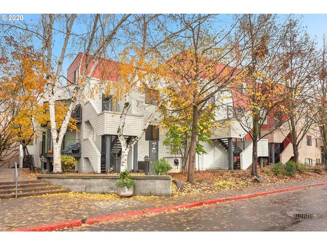 810 NW Naito Pkwy F-21, Portland, OR 97209 (MLS #20694857) :: Fox Real Estate Group