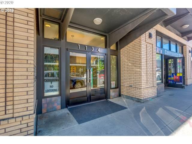 1134 SW Jefferson St #304, Portland, OR 97201 (MLS #20694903) :: Fox Real Estate Group
