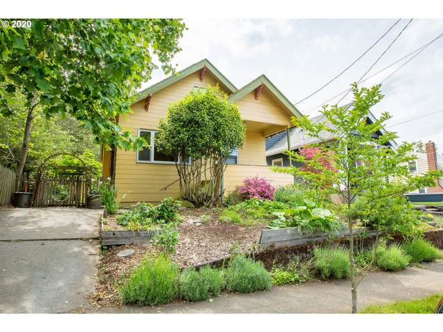 2811 SE 52ND Ave A, Portland, OR 97206 (MLS #20694936) :: Holdhusen Real Estate Group