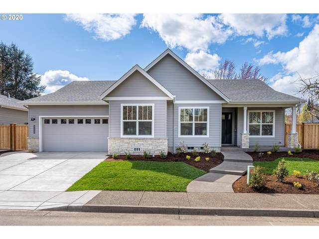 3320 Rosemont Way, Eugene, OR 97401 (MLS #20695592) :: Song Real Estate