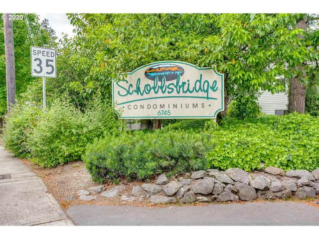 6745 SW Scholls Ferry Rd #7, Beaverton, OR 97008 (MLS #20696182) :: Fox Real Estate Group