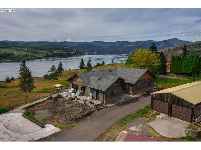 486 Old Hwy 8, Lyle, WA 98635 (MLS #20696223) :: McKillion Real Estate Group