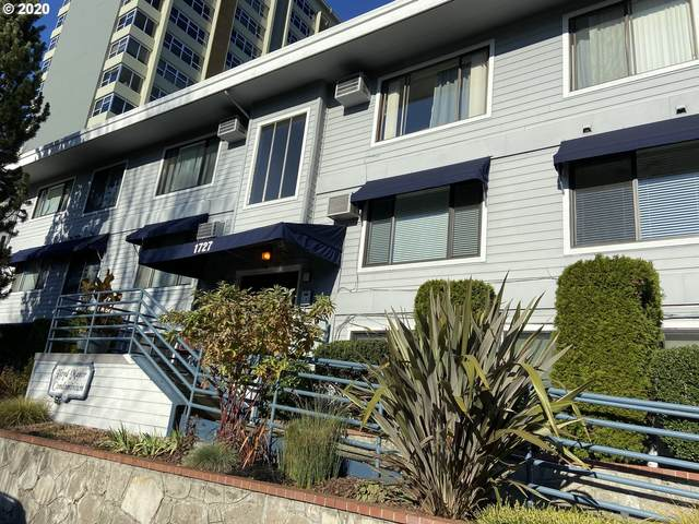 1727 NE Multnomah St #5, Portland, OR 97232 (MLS #20696267) :: Beach Loop Realty