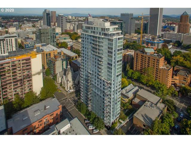 1500 SW 11TH Ave #605, Portland, OR 97201 (MLS #20696308) :: Cano Real Estate