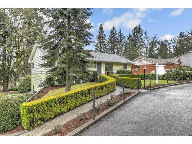 19464 View Dr, West Linn, OR 97068 (MLS #20696443) :: Piece of PDX Team