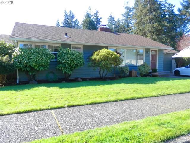 1419 Juniper Ave, Coos Bay, OR 97420 (MLS #20696996) :: McKillion Real Estate Group