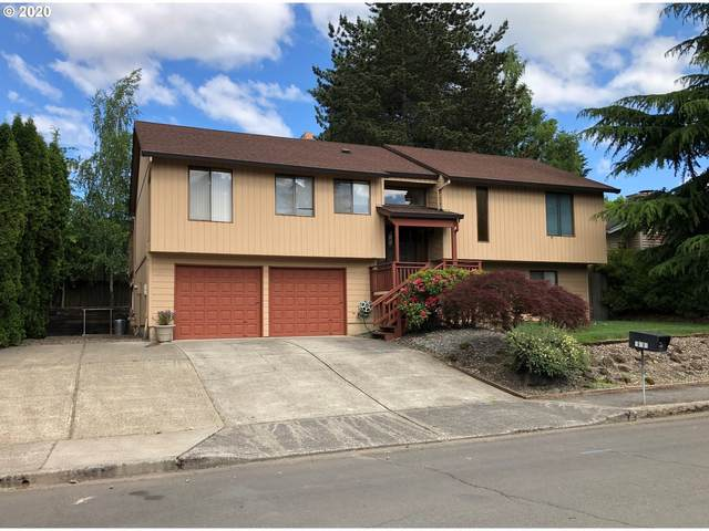16182 SW Wright St, Aloha, OR 97007 (MLS #20697241) :: Cano Real Estate