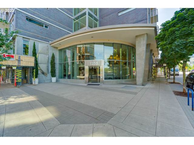 1255 NW 9TH Ave #507, Portland, OR 97209 (MLS #20698239) :: Fox Real Estate Group
