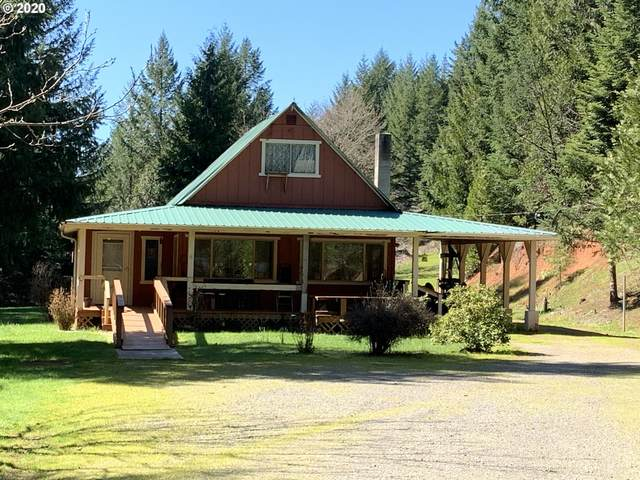12342 North Myrtle Rd, Myrtle Creek, OR 97457 (MLS #20698275) :: Fox Real Estate Group