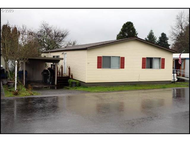6610 NW Whitney Rd #059, Vancouver, WA 98665 (MLS #20698334) :: Fox Real Estate Group