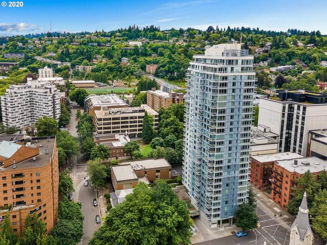 1500 SW 11TH Ave #604, Portland, OR 97201 (MLS #20698397) :: The Galand Haas Real Estate Team
