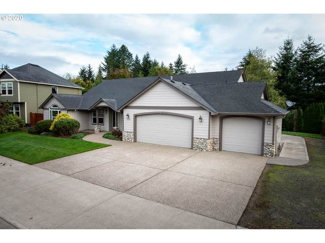 19391 Orchard Grove Dr, Oregon City, OR 97045 (MLS #20698642) :: Fox Real Estate Group