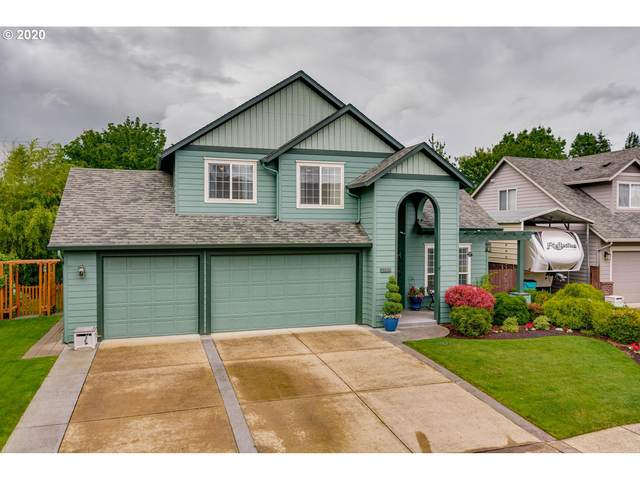 2706 NW 118TH St, Vancouver, WA 98685 (MLS #20698727) :: Change Realty