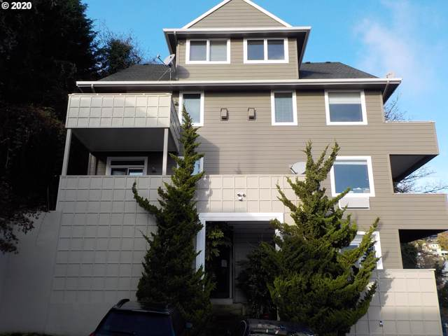 1640 SW Montgomery St D, Portland, OR 97201 (MLS #20698783) :: Holdhusen Real Estate Group