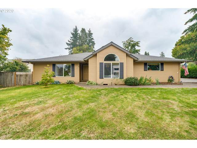 20144 SW Kinnaman Rd, Beaverton, OR 97078 (MLS #20699364) :: The Liu Group