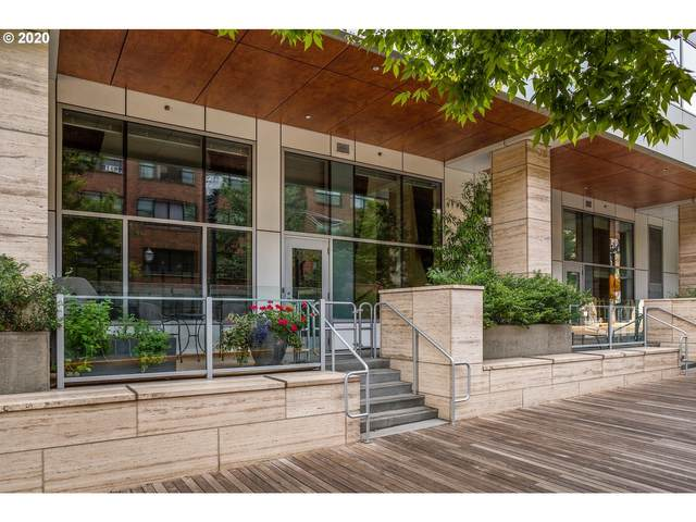 1001 NW Lovejoy St Th102, Portland, OR 97209 (MLS #20699430) :: Holdhusen Real Estate Group