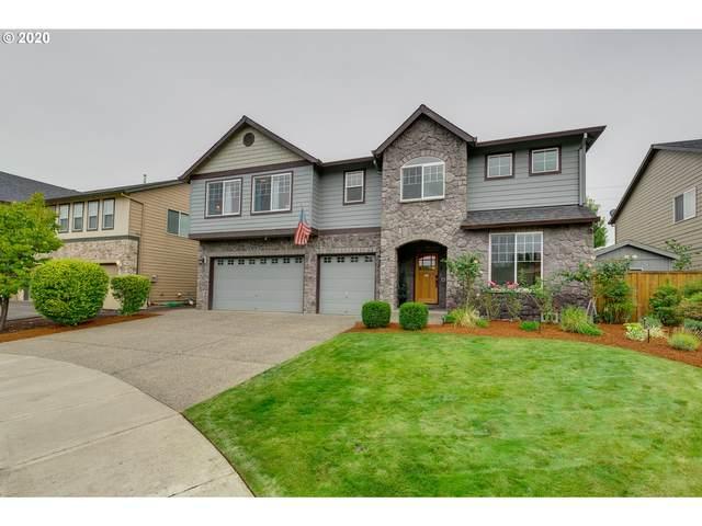 33802 NE Ellington Ct, Scappoose, OR 97056 (MLS #20699897) :: Premiere Property Group LLC