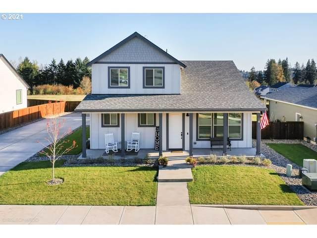 2000 E 6TH St, La Center, WA 98629 (MLS #21000009) :: Townsend Jarvis Group Real Estate