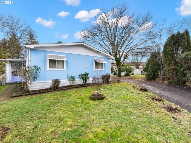 5404 NE 121ST Ave #103, Vancouver, WA 98682 (MLS #21000459) :: Fox Real Estate Group