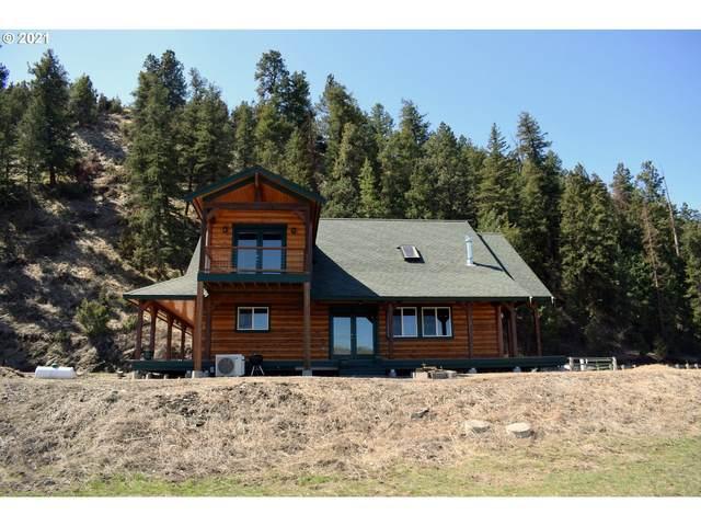 80419 82 Hwy, Wallowa, OR 97885 (MLS #21000790) :: Fox Real Estate Group
